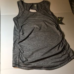 Old Navy Active  Gray Maternity Tank Top